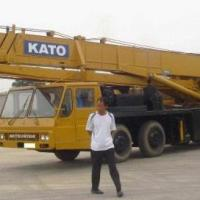 Large picture 35T kato mobile crane nk-350e