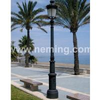 Large picture lampposts