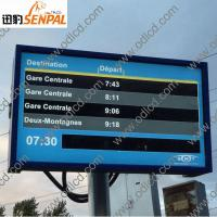 Large picture All weather outdoor advertising LCD display