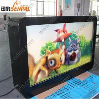 Large picture Full color and waterproof LCD screen advertising