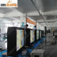 Large picture Waterproof sun readable LCD advertising signage