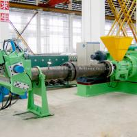 Large picture Pin-Barrel cold feed rubber extruder