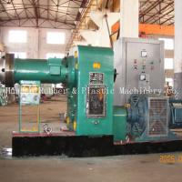 Large picture Hot feed rubber extruder