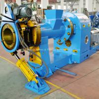 Large picture Rubber extruder