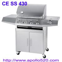 Wholesale Barbeque Gas Grill 4burner